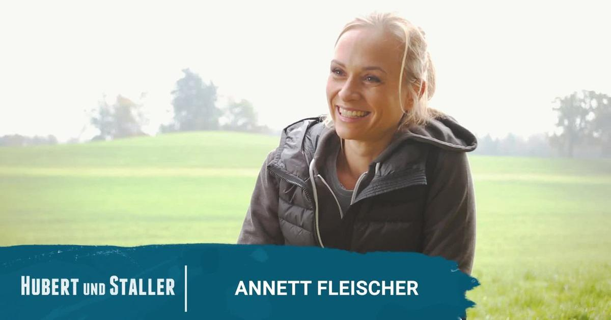 Video Interview Annett Fleischer Hubert Und Staller Ard Das
