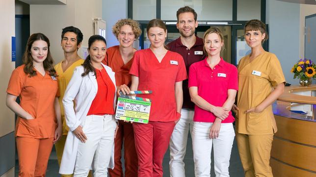 Die Krankenschwestern Mediathek