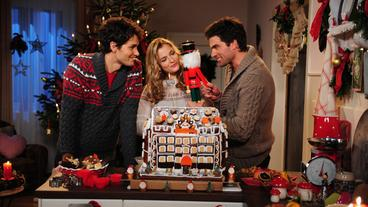 weihnachten bei den stars sturm der liebe ard das erste. Black Bedroom Furniture Sets. Home Design Ideas