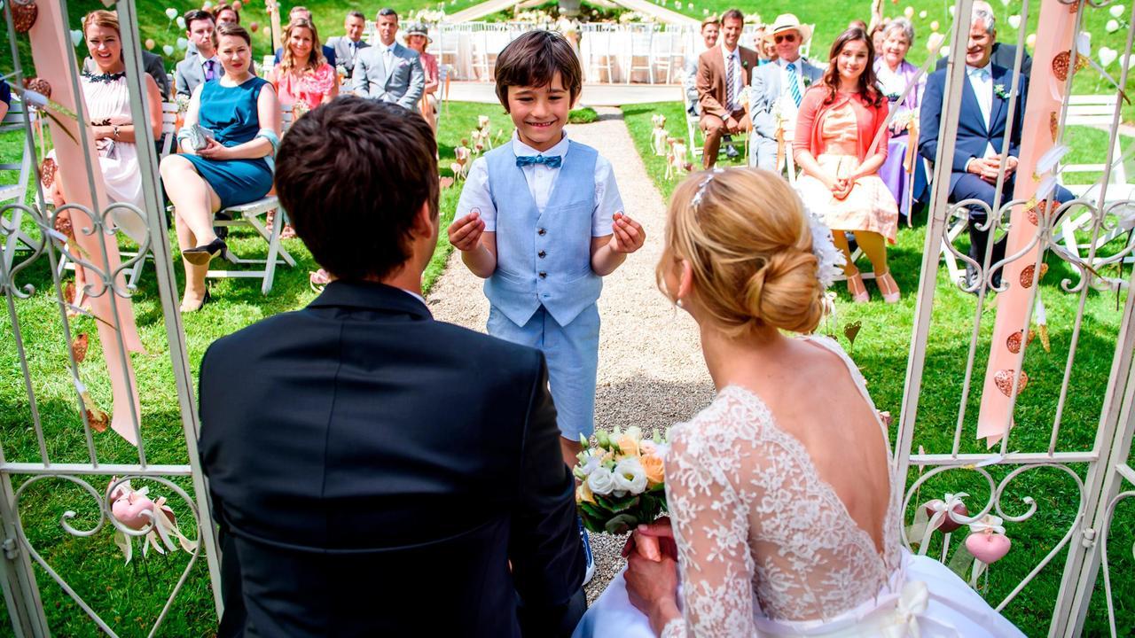Luisa Und Sebastian Hochzeit